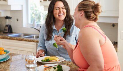 Почему окружающие не дают «спокойно похудеть»