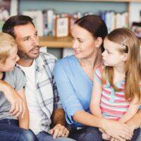 Как укрепить отношения в семье?