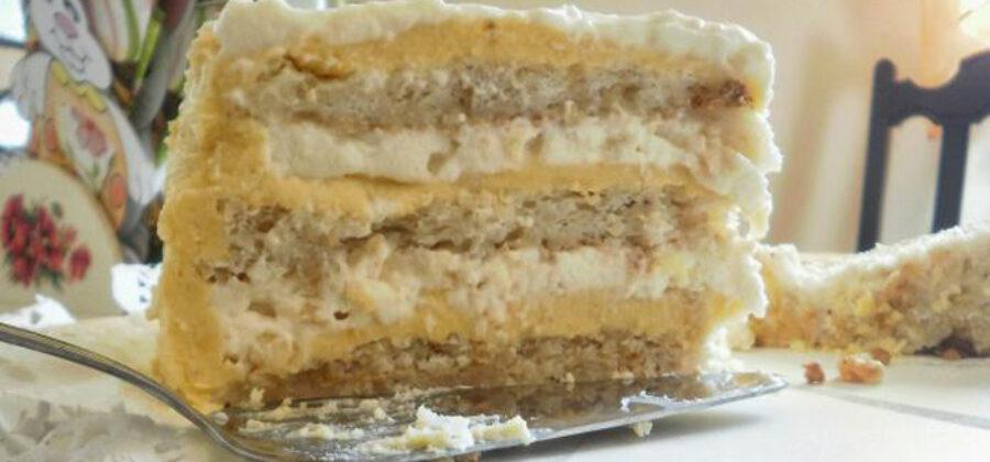 Великолепный египетский торт — этот рецепт будут выпрашивать все гости!