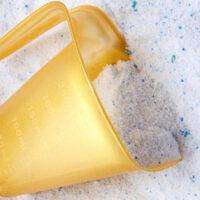 Простой тест: проверьте качество своего стирального порошка!