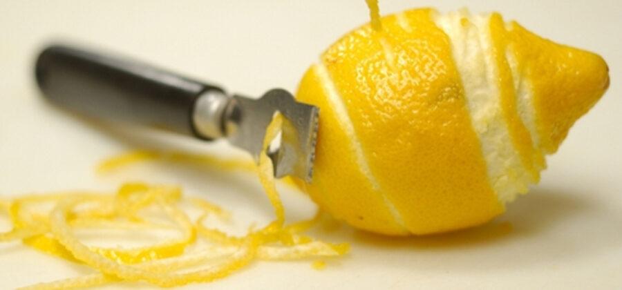 7 причин никогда не выбрасывать лимонную кожуру!
