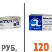 30 аналогов популярных, но дорогих лекарств