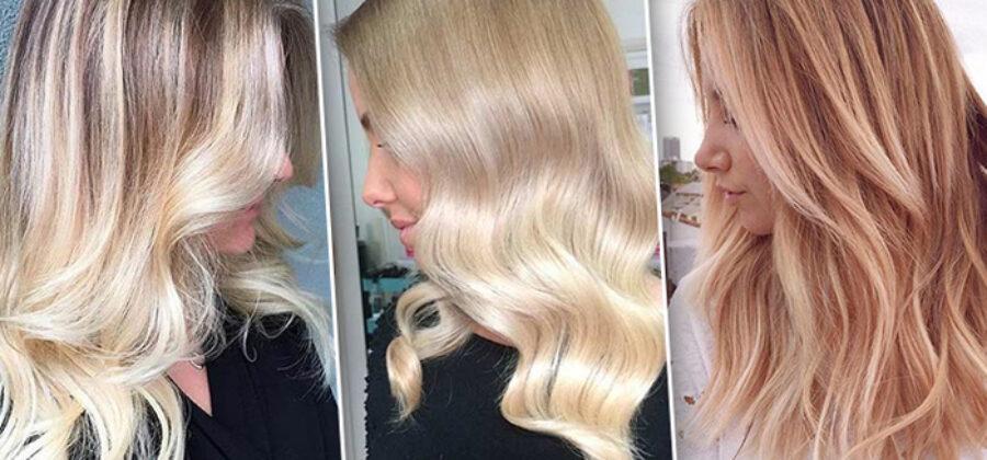 5 лучших техник окрашивания для блондинок