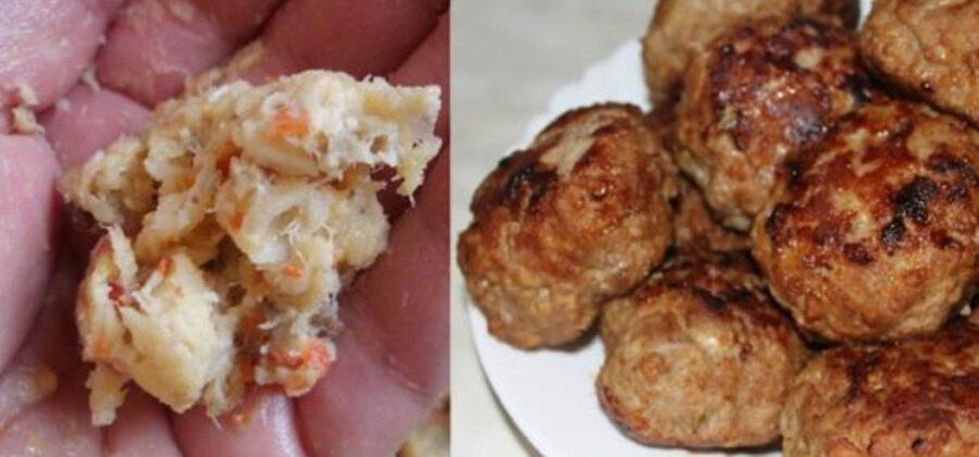 Деревенские котлеты по специальному рецепту: получаются нежнейшими, блюдо просто находка!