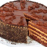 Торт «Мечта жизни» за 10 минут