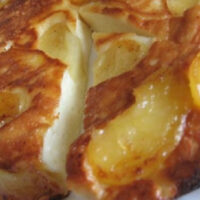 Творожно-яблочное чудо — вкусный и полезный завтрак