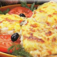 Куриная грудка «под шубой»: идеальное дополнение к обеду!