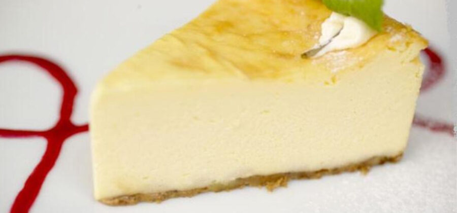 Творожный чизкейк: без единой лишней калории!