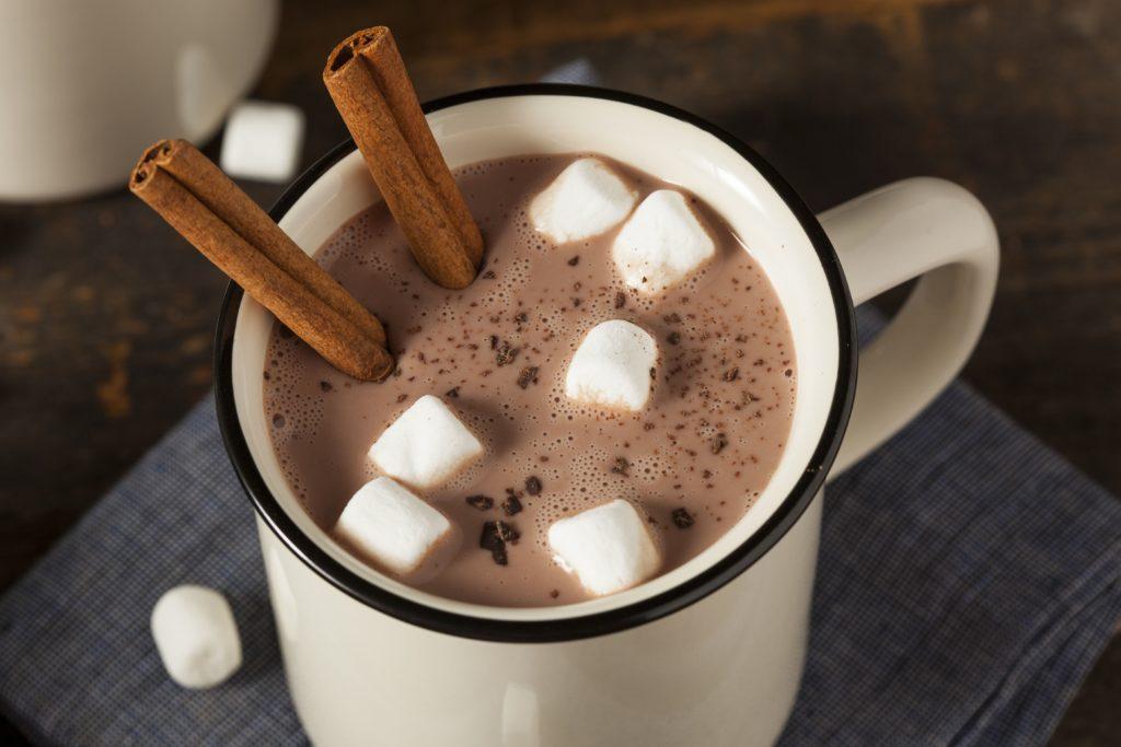 Почему стоит пить какао?