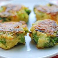 Куриные котлетки с брокколи — вот это вкуснотища!