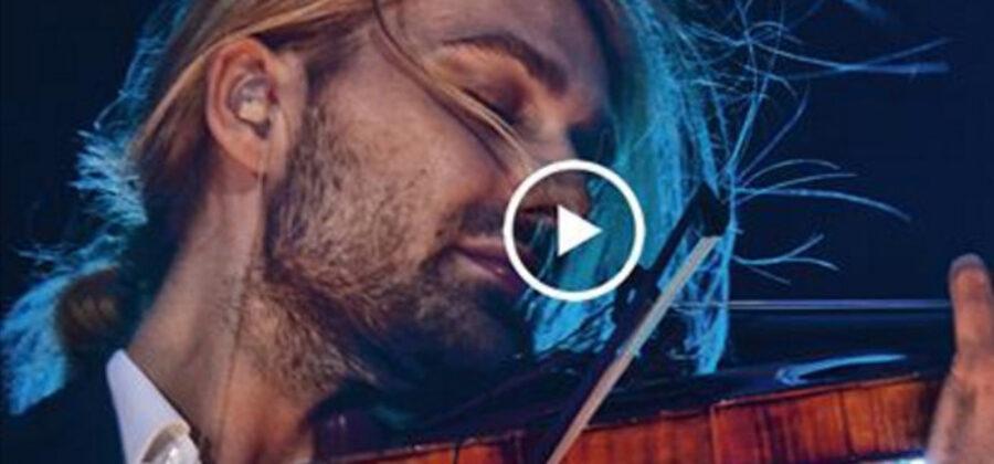 Волшебная скрипка Дэвида Гаррета — «Палладио»! Дух захватывает!