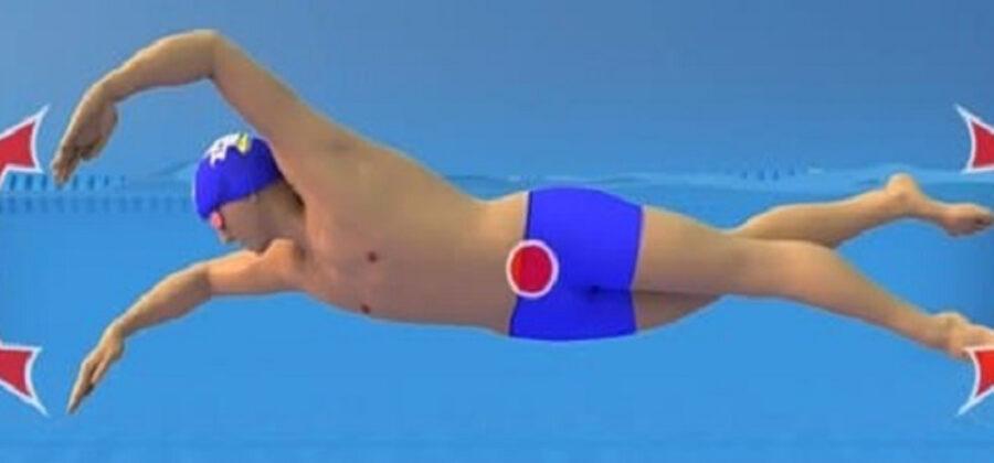 Самое лучшее обучающее видео по плаванию для начинающих!