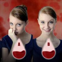 Как группа крови определяет женский темперамент? Поразительное совпадение…