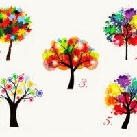 Тест: Узнайте интересные подробности о себе всего лишь выбрав дерево!