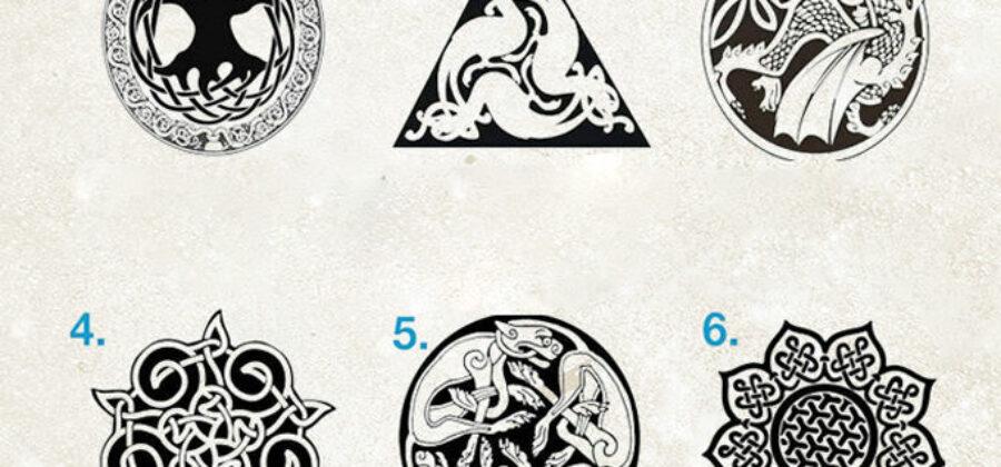 Тест: Выберите кельтский узел и узнайте, что он расскажет о вашей внутренней силе