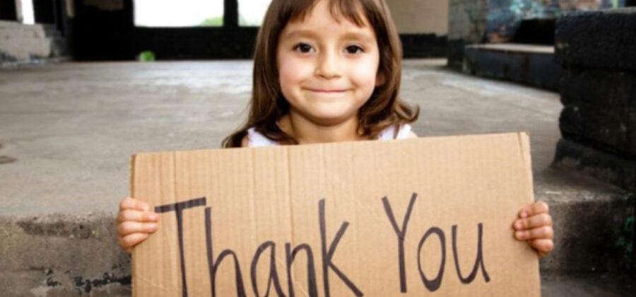 Почему нужно говорить «спасибо» вместо «извините»