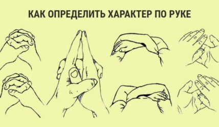 Тест: Как определить характер по руке?