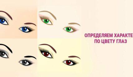 Тест: Определяем характер по цвету глаз!