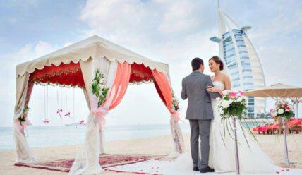 Организация неповторимой свадьбы — помощь специалистов и торжество за границей