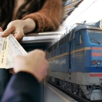 Покупка билетов на поезд онлайн
