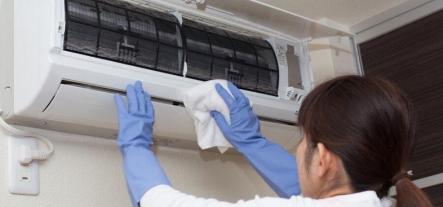 Когда и зачем нужно чистить кондиционер?